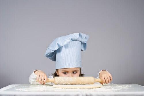 Reseptejä lasten kanssa yhdessä kokkaamiseen