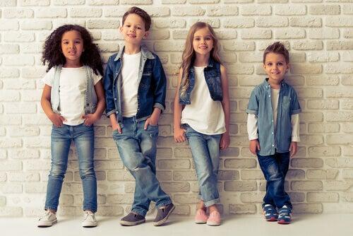 Vinkkejä lapsen vaatteiden valintaan