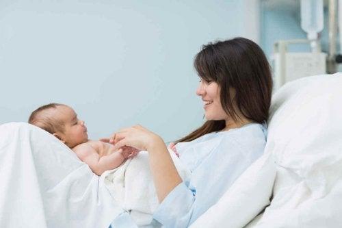 Synnytyksen vaiheet