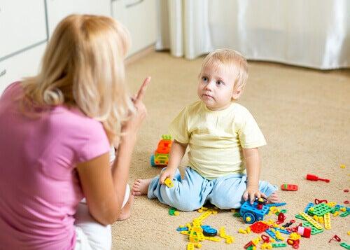 Lapsen on tärkeä saada tehdä virheitä