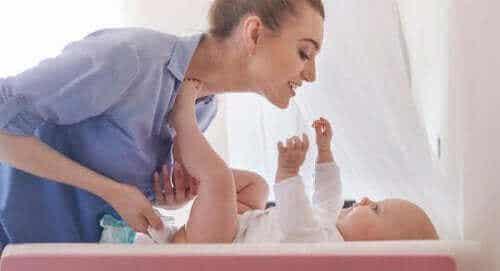 Mitä vauvan uloste kertoo?
