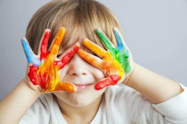 Lapsen lahjakkuuden tunnistaminen ja kehittäminen