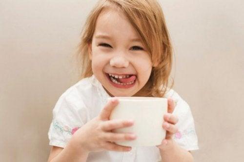 Onko kahvi vaarallista lapsille?