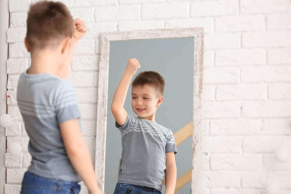 Kehopositiivisuus ja lapset