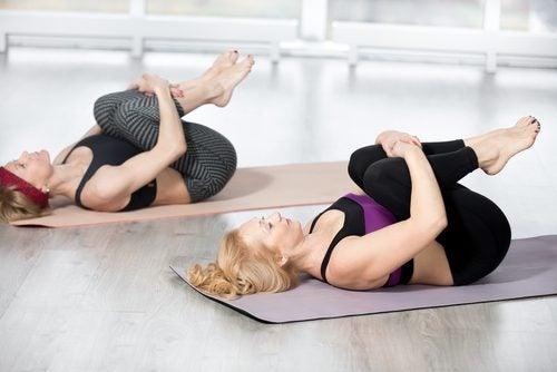 7 selkää vahvistavaa ja avaavaa liikettä