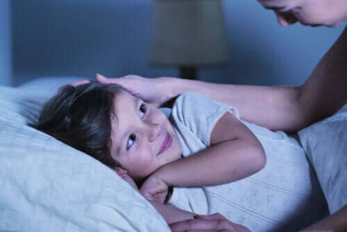 Mielenkiintoisia faktoja lapsen unesta