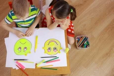 Lapsen sekundaariset tunteet