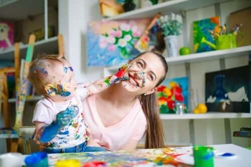 Kuinka kannustaa lasta hyödyntämään kekseliäisyyttään?