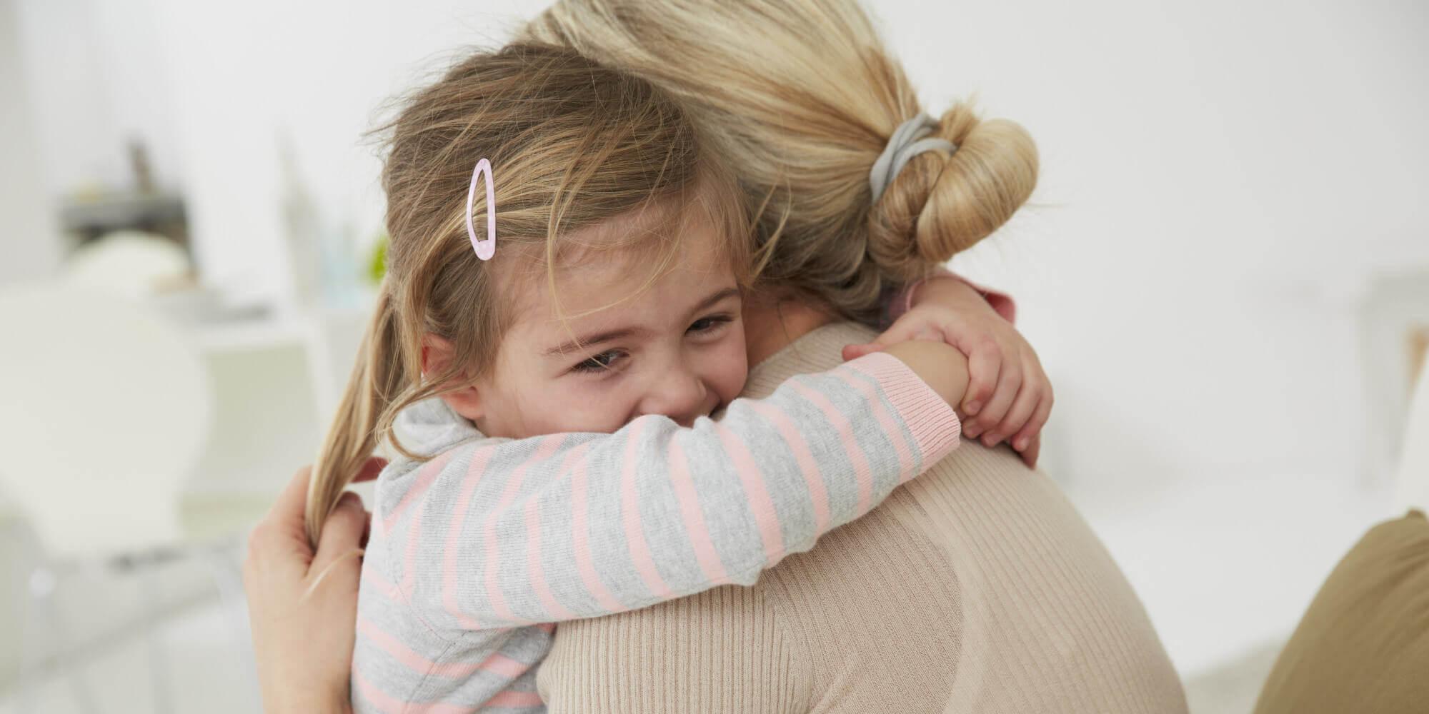 Lapsen kokema pelko ja sen voittaminen