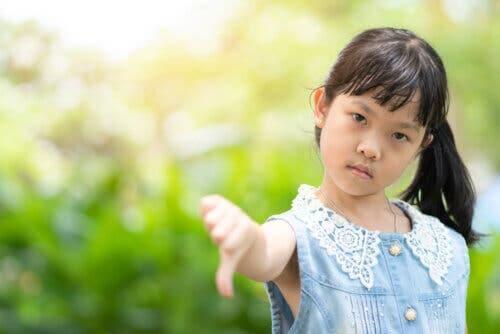 Lapsen huonotuulisuus ei ole luonteenlaatu