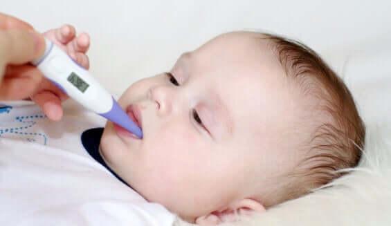 Vauvan alhaiset neutrofiiliarvot