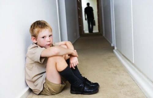 Kuinka ehkäistä lapsen ahdistusta?