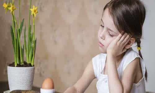 Lapsen tahaton laihtuminen