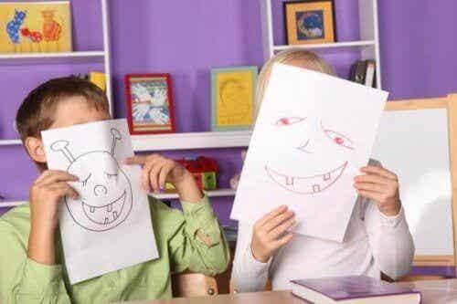 Lapsen piirustustaidon kehitys