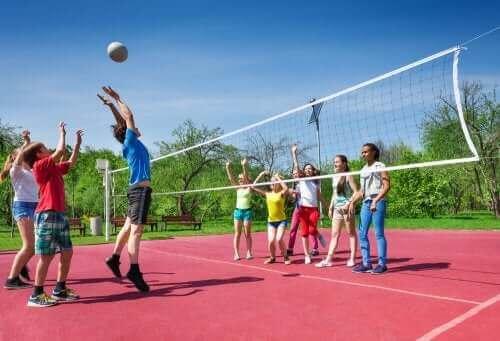 Lasten urheiluvammat