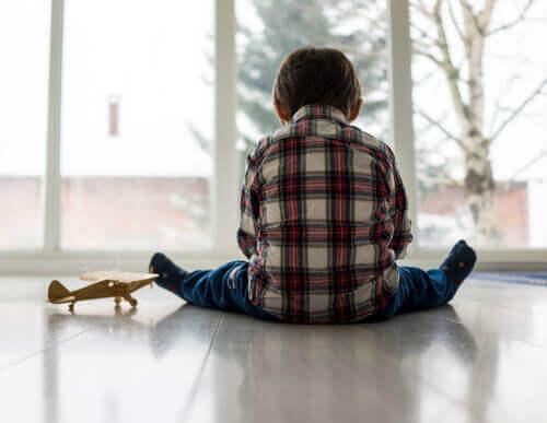 Lapsen emotionaaliset ongelmat