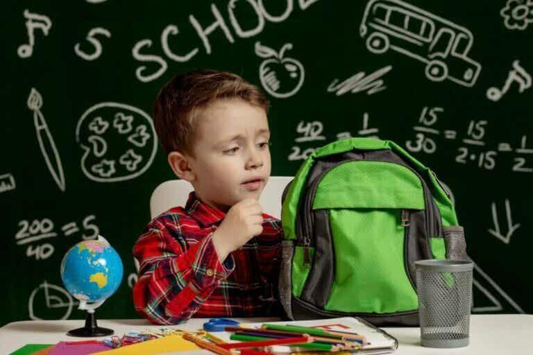 3 vinkkiä peruskoulun aloitukseen