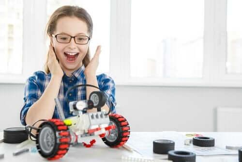 Lahjakkaan lapsen aivot ja niiden ymmärtäminen