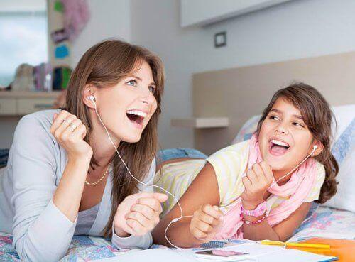 Miksi on tärkeää kuunnella lasta?
