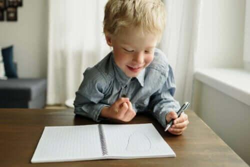 Ristikkäinen dominanssi voi vaikuttaa lapsen koulusuorituksiin monin eri tavoin