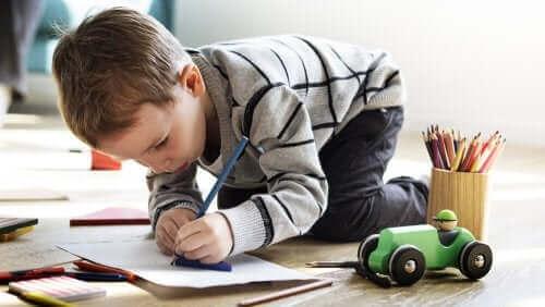 Jean Piaget tutki lasten kognitiivista kehitystä