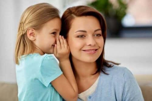 Lapsen kysymyksiin vastaamisen tärkeys
