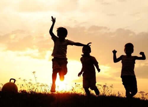 Lapsen vapauteen vaikuttavat tekijät