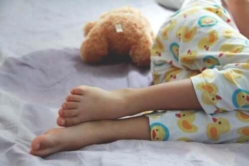 Lasten yökastelu