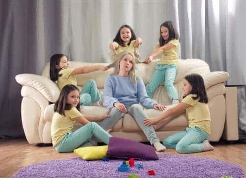 Onko lapsi levoton vai hyperaktiivinen?