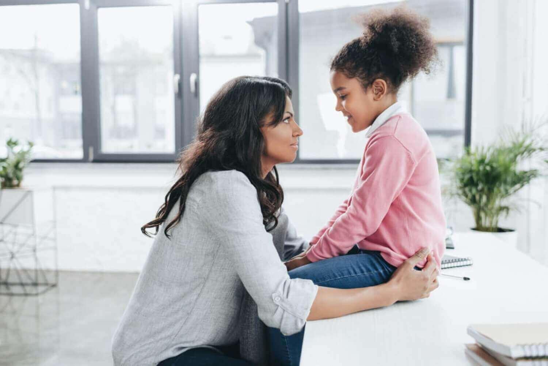 6 kasvatuksellista vaihtoehtoa kieltämiselle
