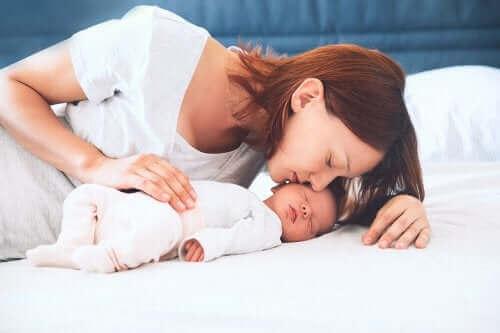 8 tärkeää asiaa synnytyksen jälkeisestä ajasta