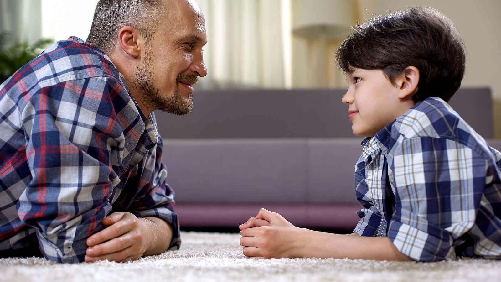 6 vaihtoehtoa lapsen kieltämiselle