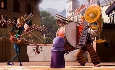 Yhden miehen yhtye on lyhytelokuva, joka kertoo kilpailuasetelman ongelmallisuudesta