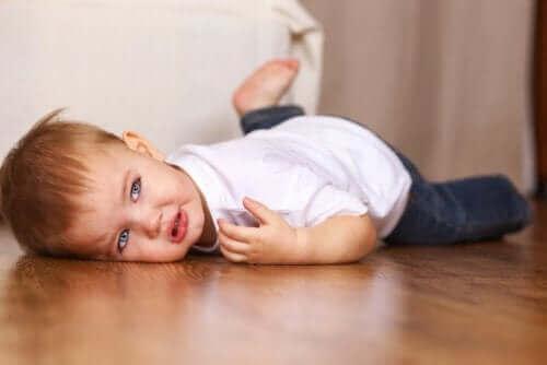 Yleisimmät ongelmat lapsen emotionaalisessa kehityksessä