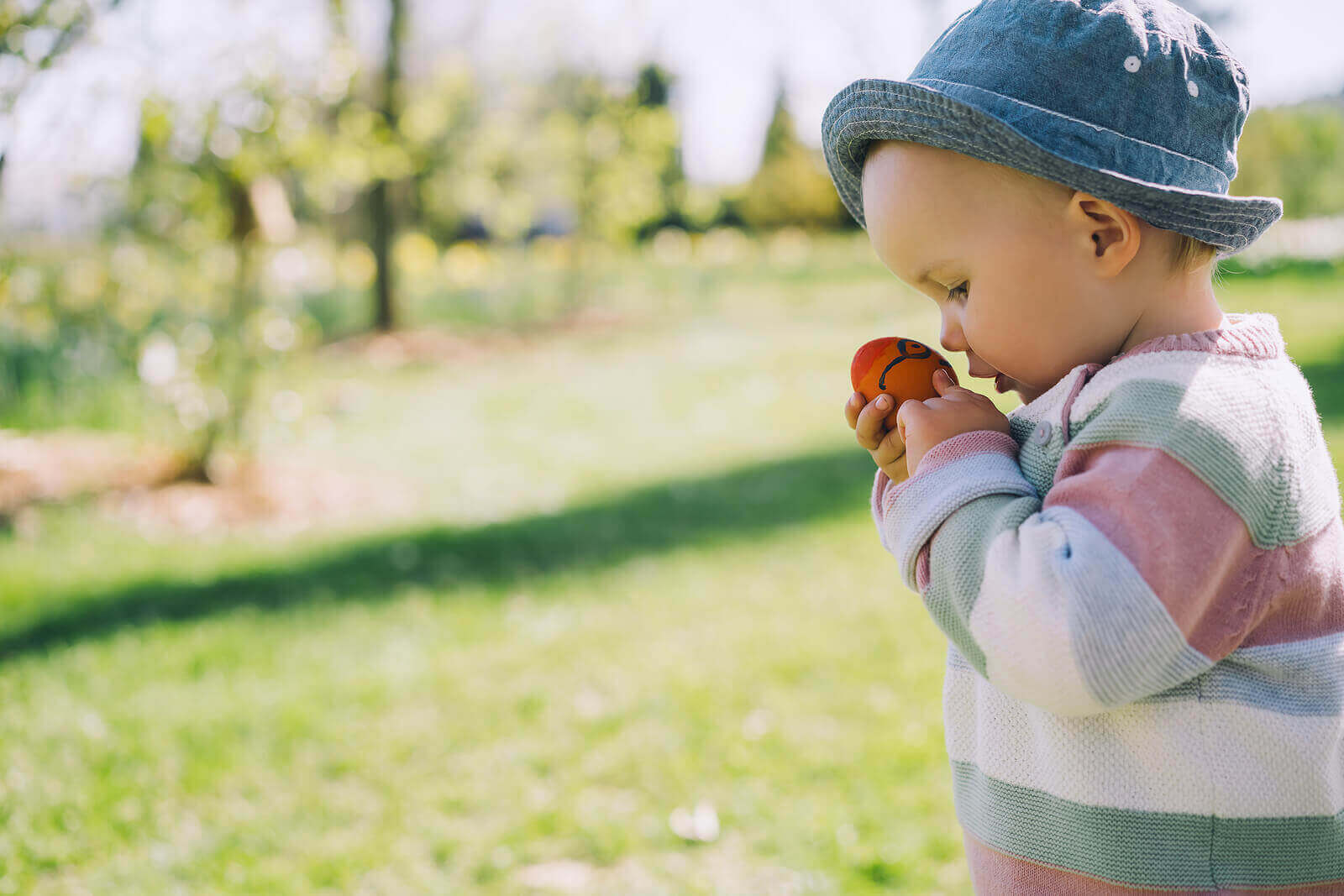 Vapaan leikin merkitys pienelle lapselle
