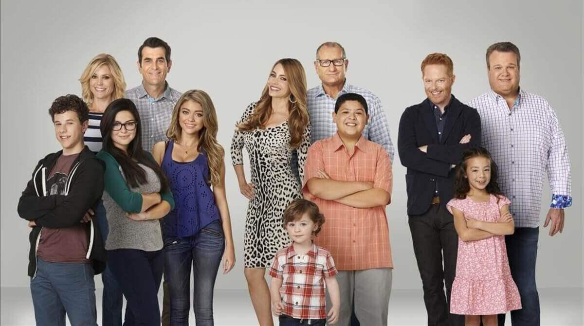 4 perheiden monimuotoisuutta korostavaa televisiosarjaa