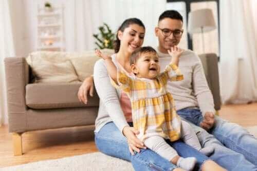 6 mielenkiintoista faktaa lapsen kehityksestä
