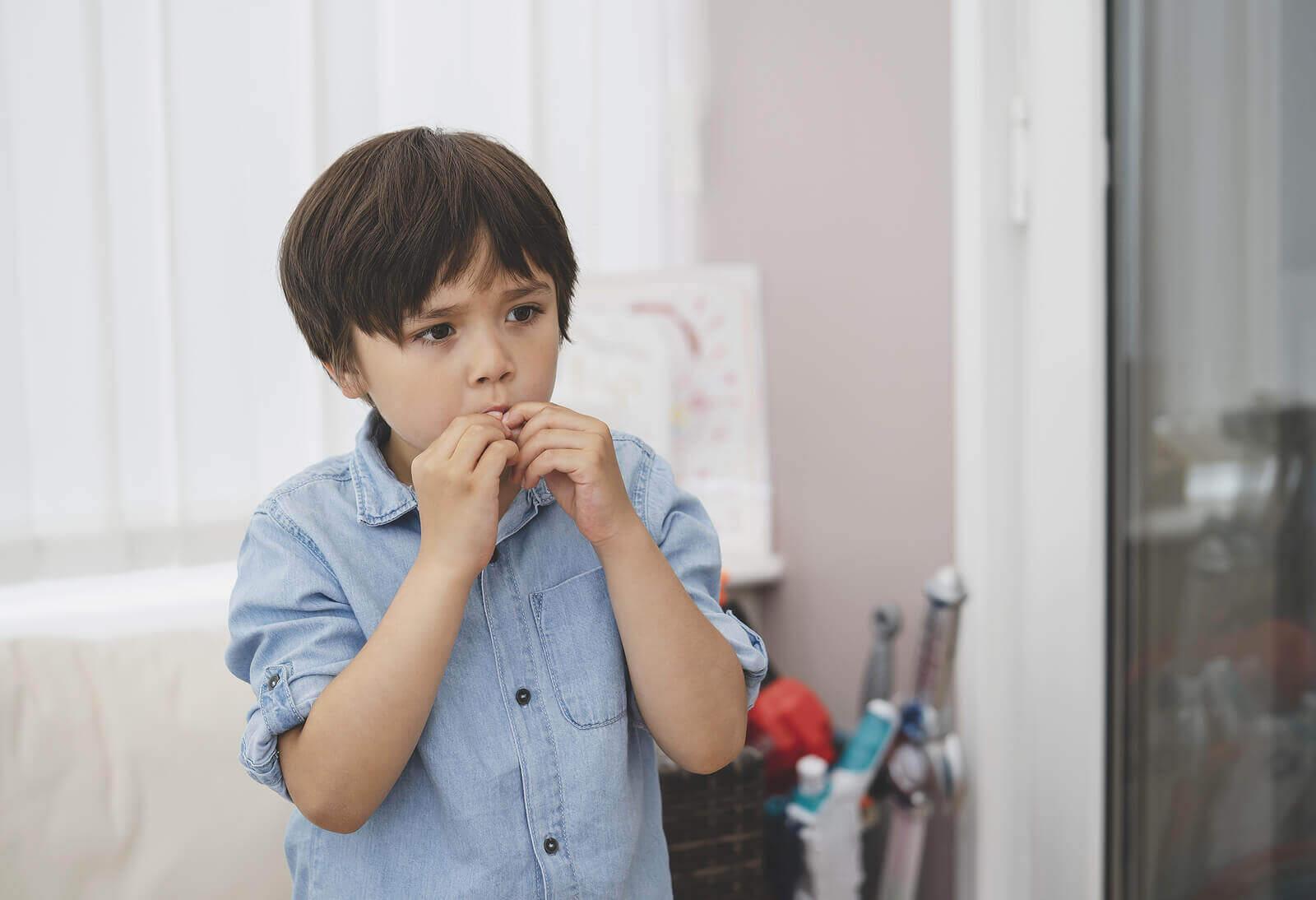 Lapsen impulsiivinen käyttäytyminen voi johtua esimerkiksi ADHD:sta