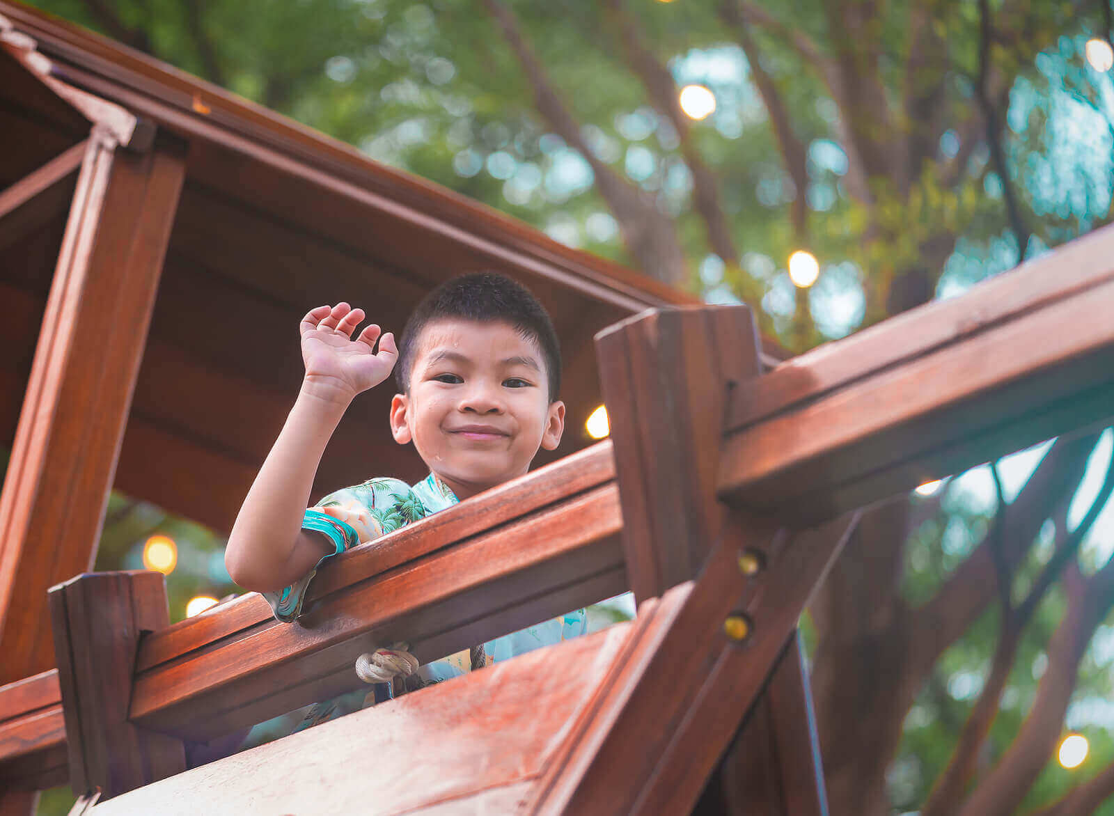Strukturoimaton leikki on merkittävässä roolissa lapsen kehityksen kannalta