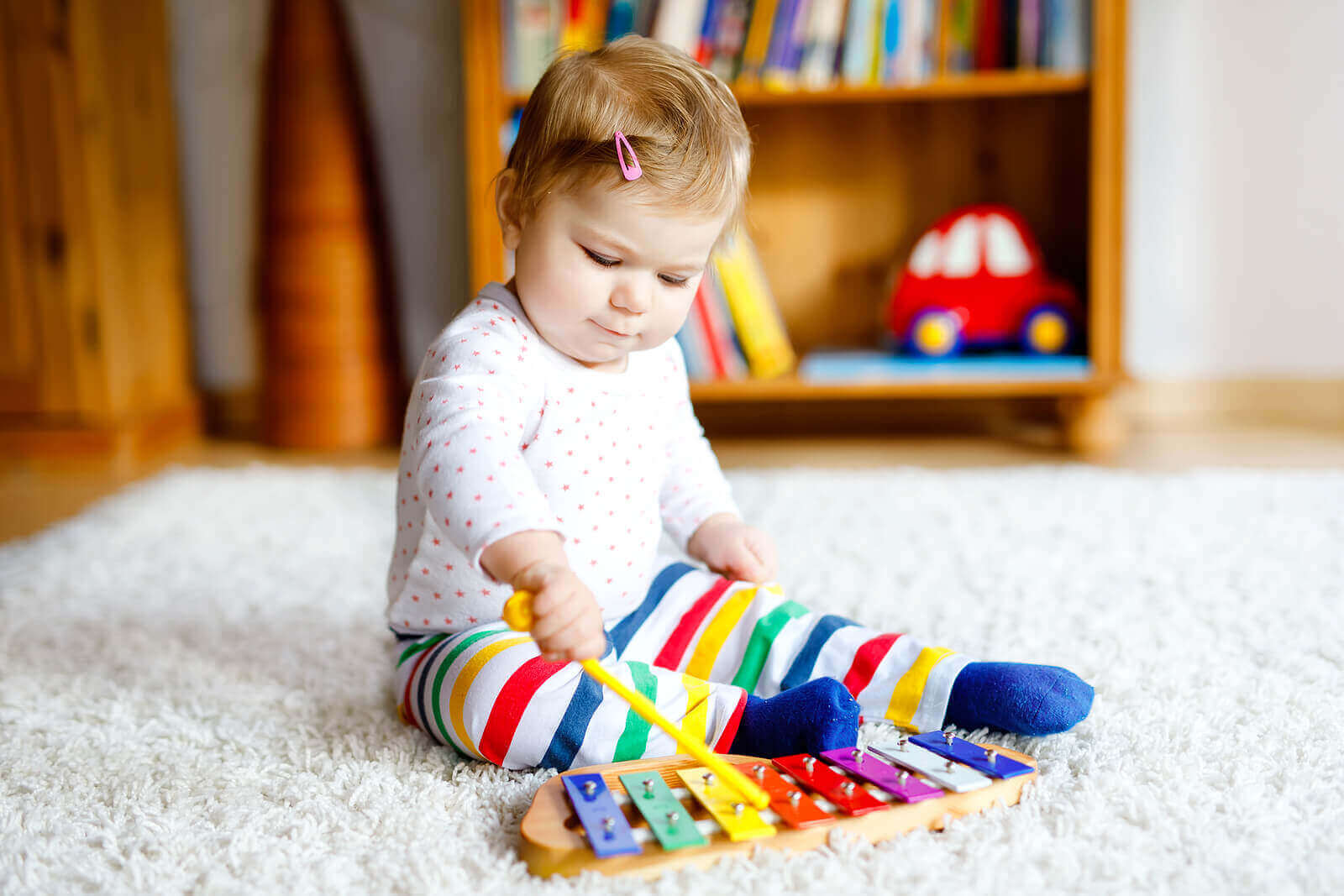 Jokainen lapsi kehittyy omaan tahtiinsa, eikä lapsia pidä vertailla keskenään