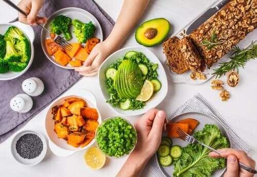 Ruokavalio tukemassa amenorrean hoitoa