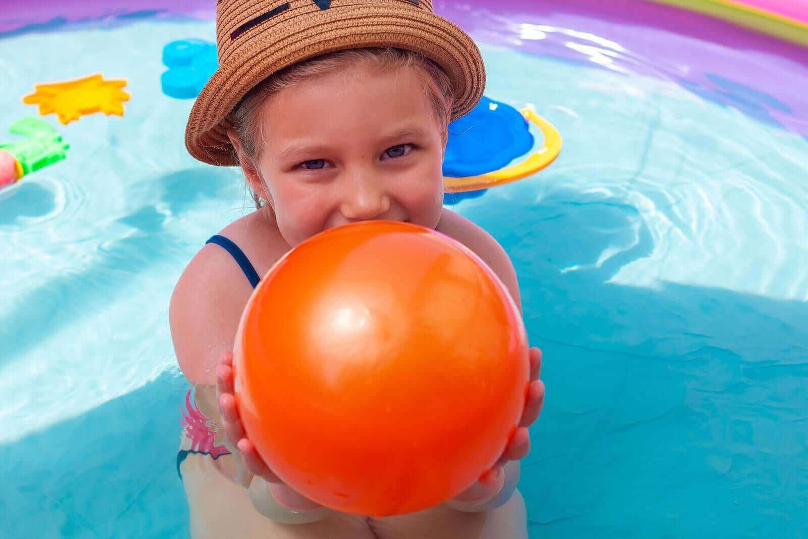 4 puhallettavan uima-altaan vaaraa