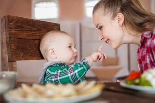 Vauvan kehitysheijasteet eli refleksit