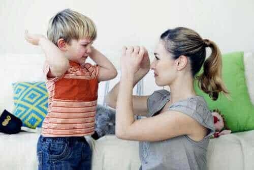 Lapsen käytöksen muokkaaminen 5 eri menetelmän avulla