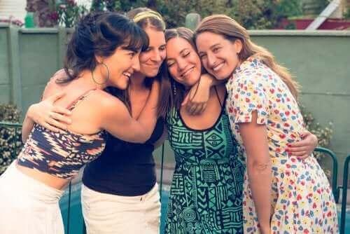 5 erilaista ystävää, jotka jokainen äiti tarvitsee