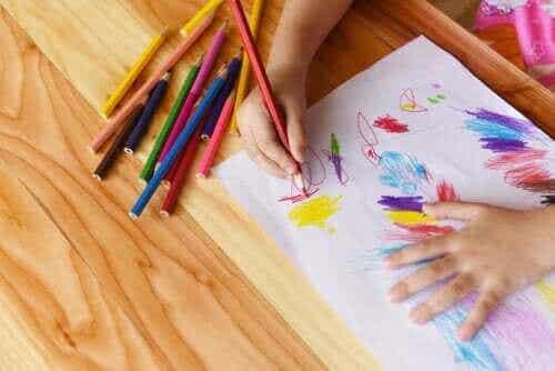 Piirtäminen on kirjoittamisen esimuoto