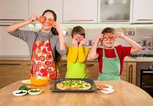 4 lapsille maistuvaa reseptiä, joiden valmistukseen tarvitaan vain Thermomix
