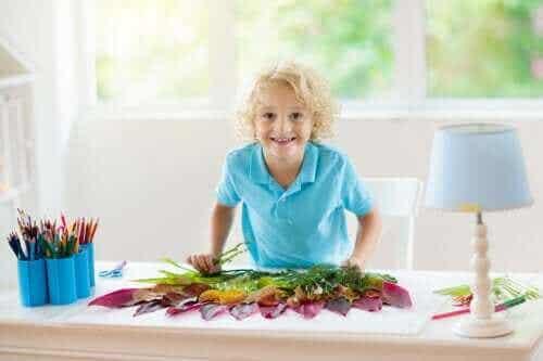 3 hauskaa aktiviteettia, jotka opettavat lapselle kasveista