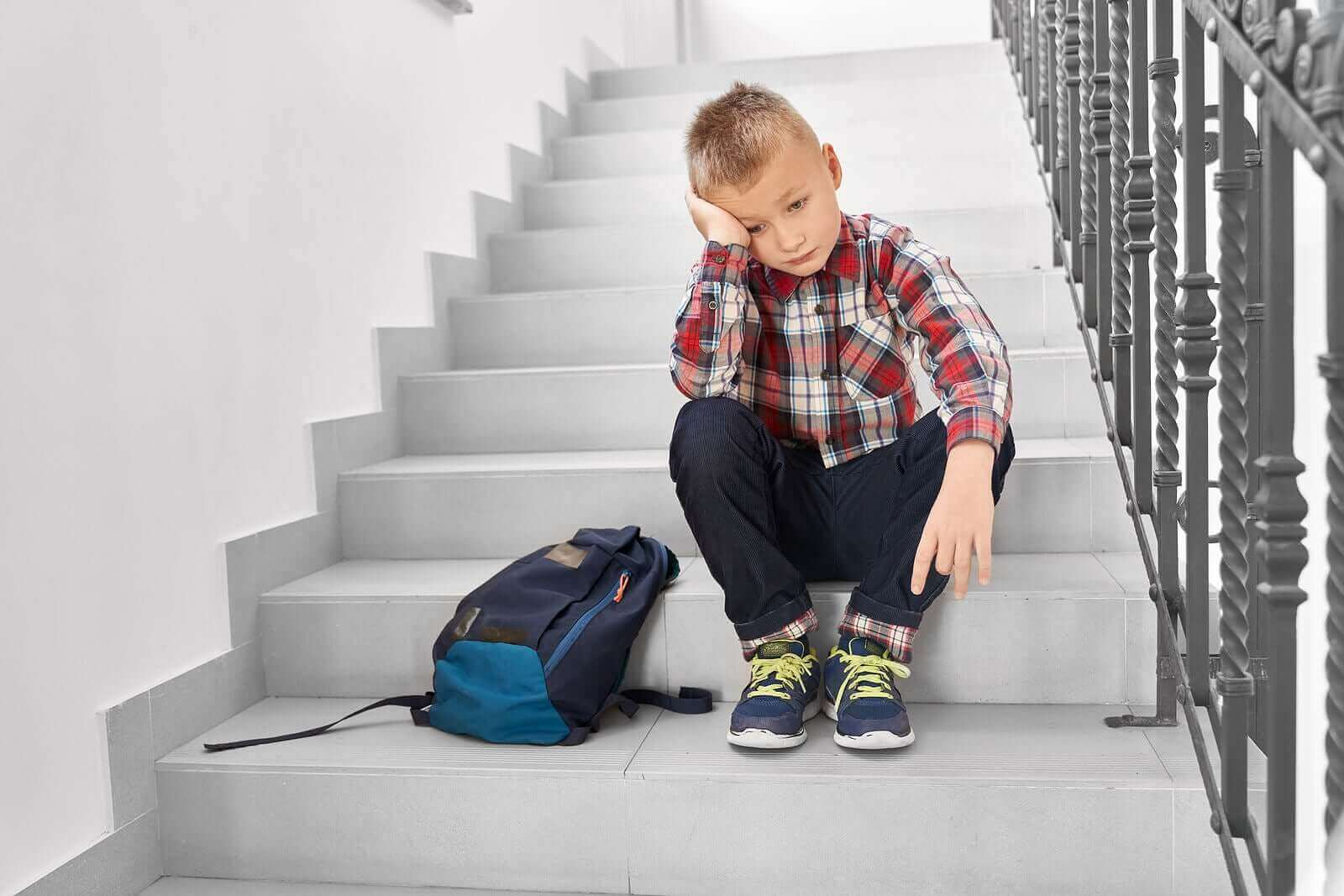 Lapsen koulufobia
