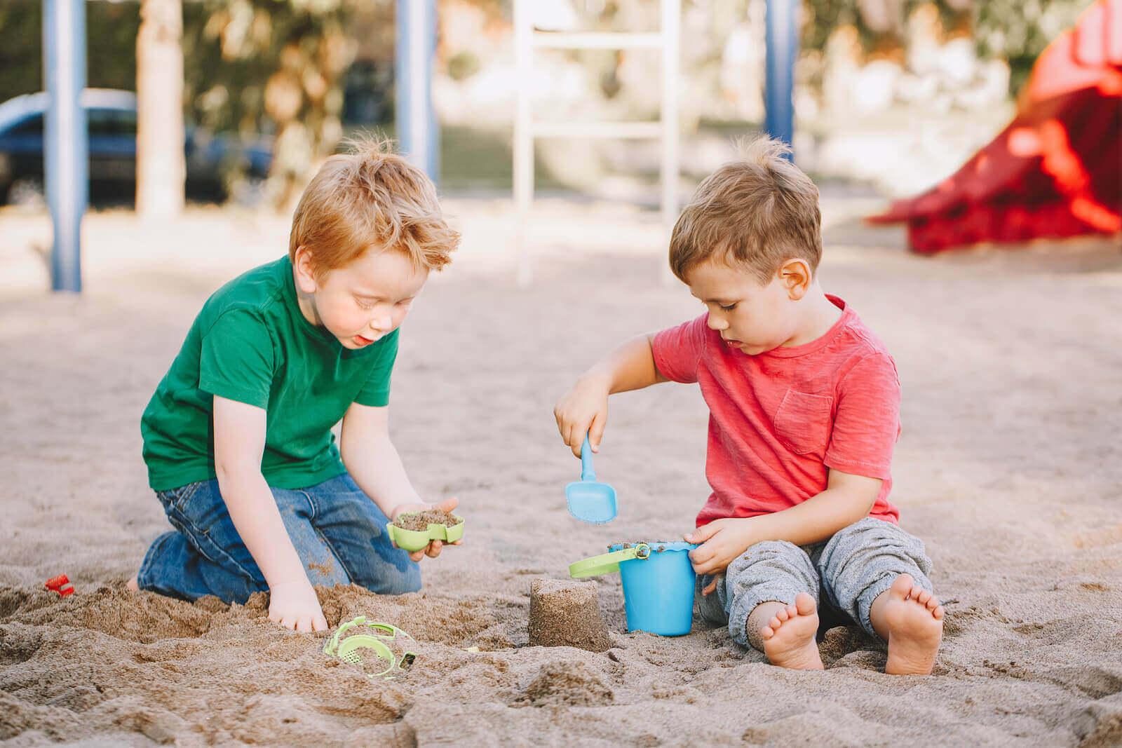 Symbolinen ajattelu on merkittävässä roolissa lapsen kehityksessä
